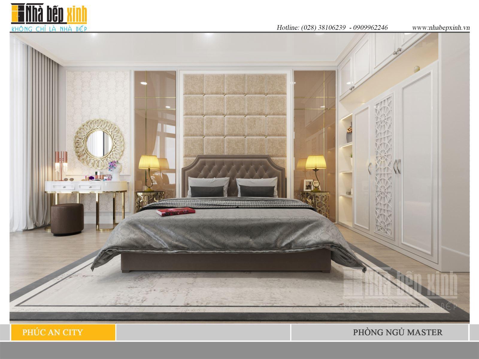 Nhà Bếp Xinh thiết kế và thi công nội thất trên toàn quốc