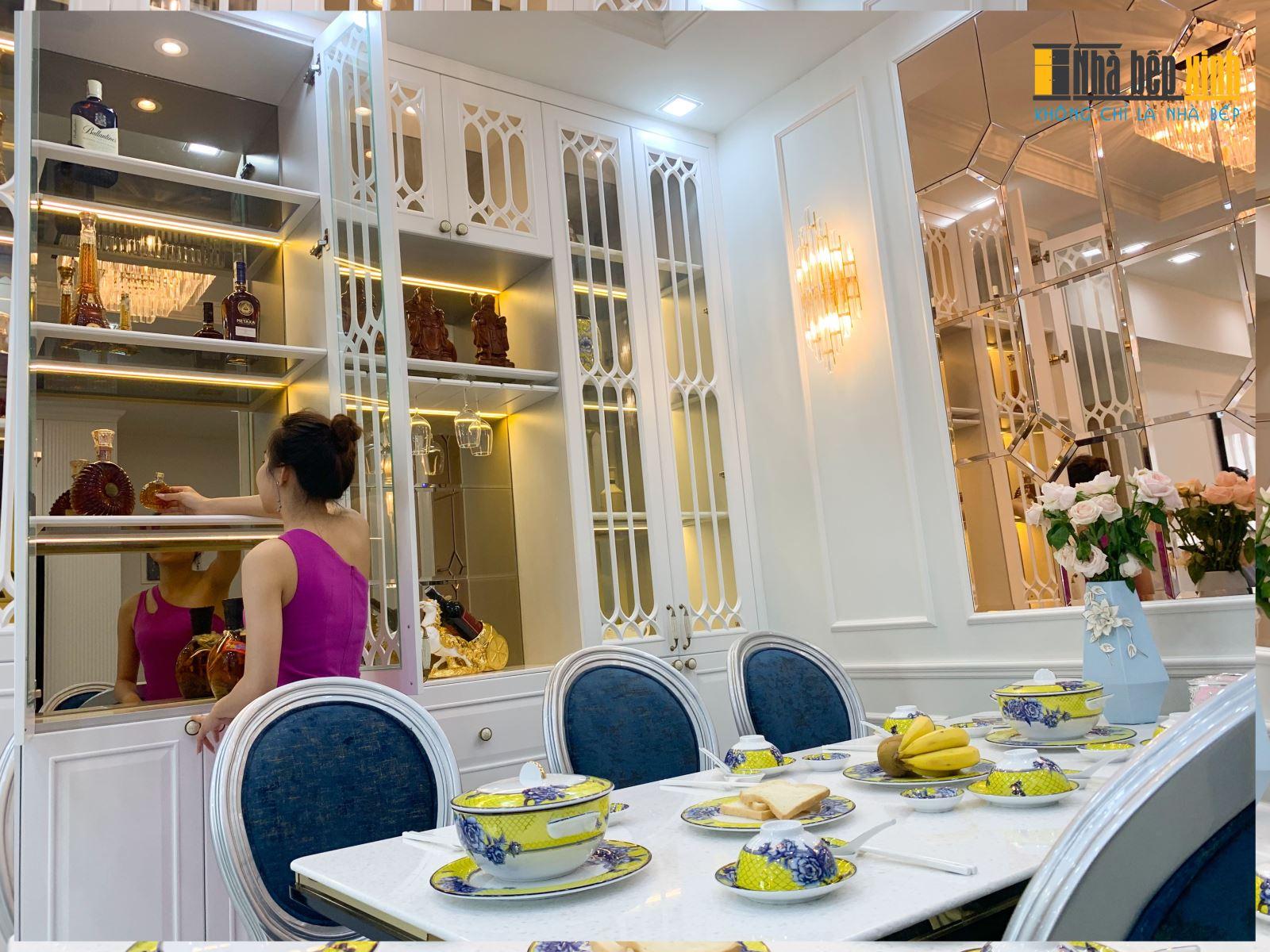 Hình ảnh thực tế căn hộ 84m2 Emerald - Celadon City sau khi hoàn thiện thi công
