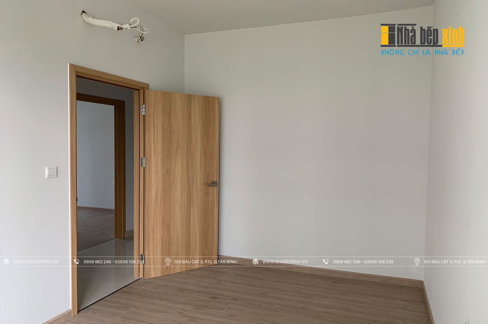 Nhà Bếp Xinh khảo sát lên thiết kế nội thất căn 104m2 Emerald Celadon City