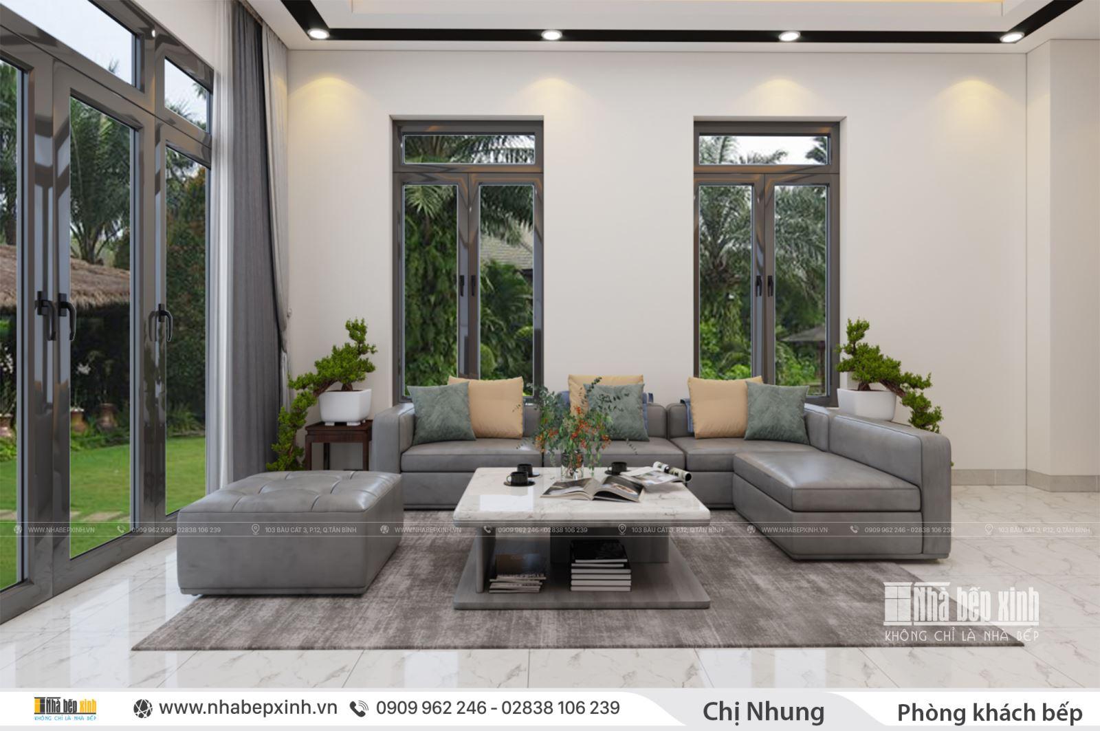 Thiết kế và thi công nội thất trọn gói đẹp