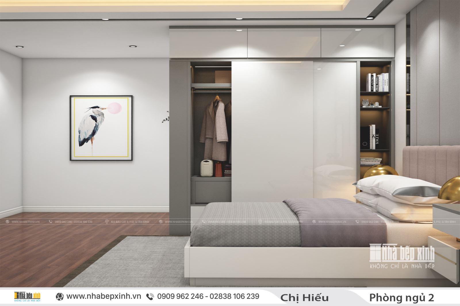 Phòng ngủ đẹp tại tỉnh Tiền Giang