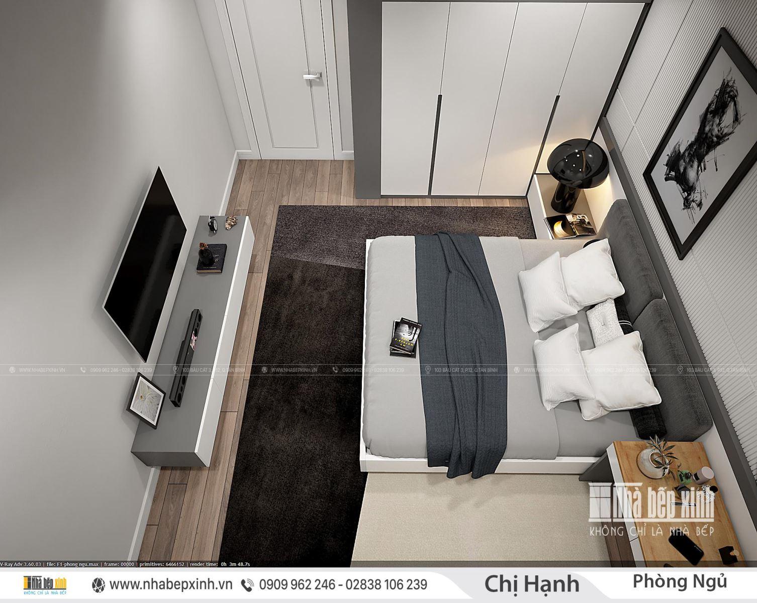 Thiết kế nội thất nguyên căn - Không gian sống lý tưởng