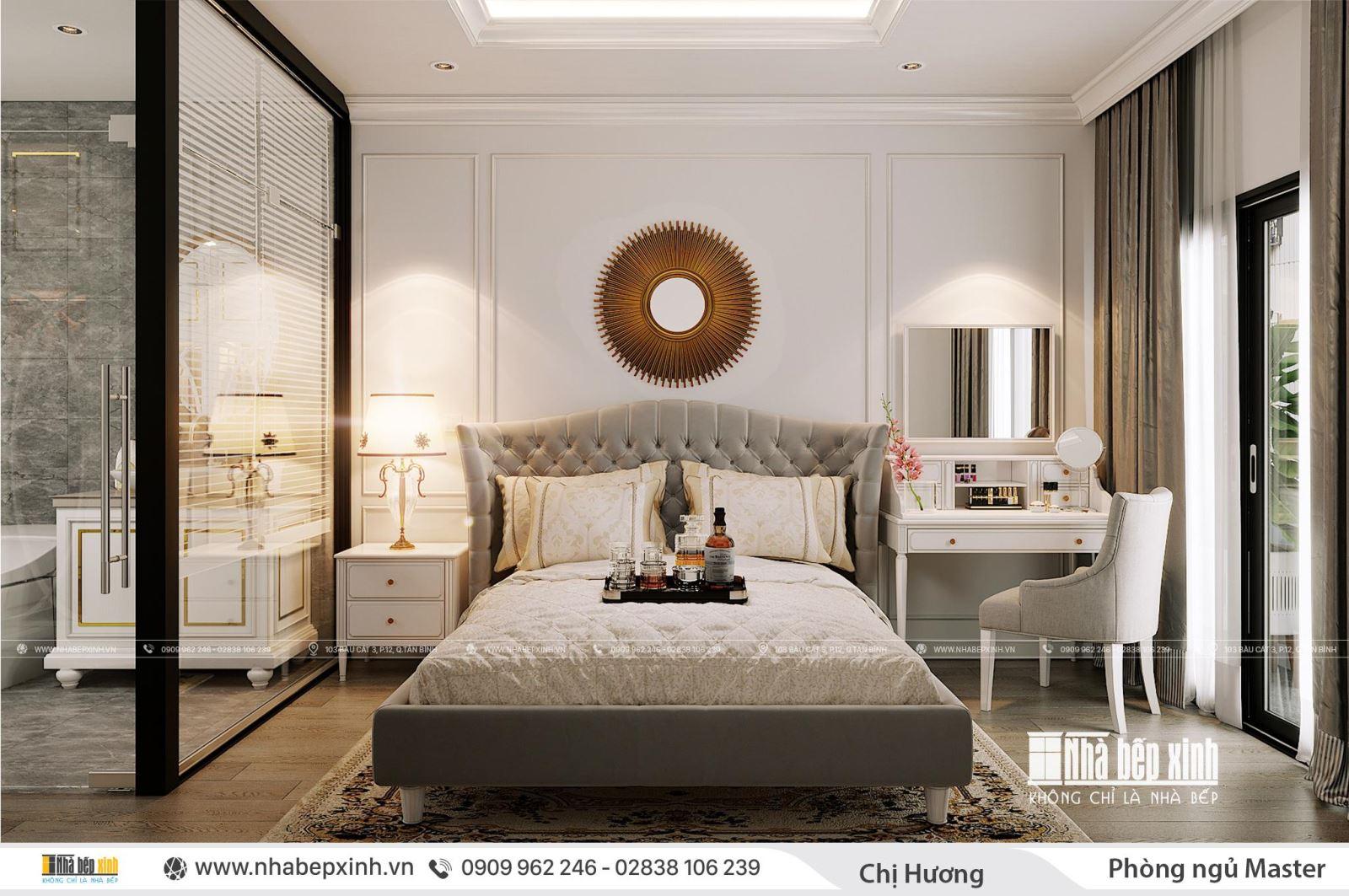 Thiết kế nội thất căn hộ Shophouse Emerald Celadon City 160m2