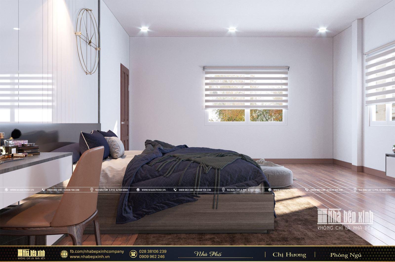Phòng ngủ người lớn sang trọng tại Tây Ninh