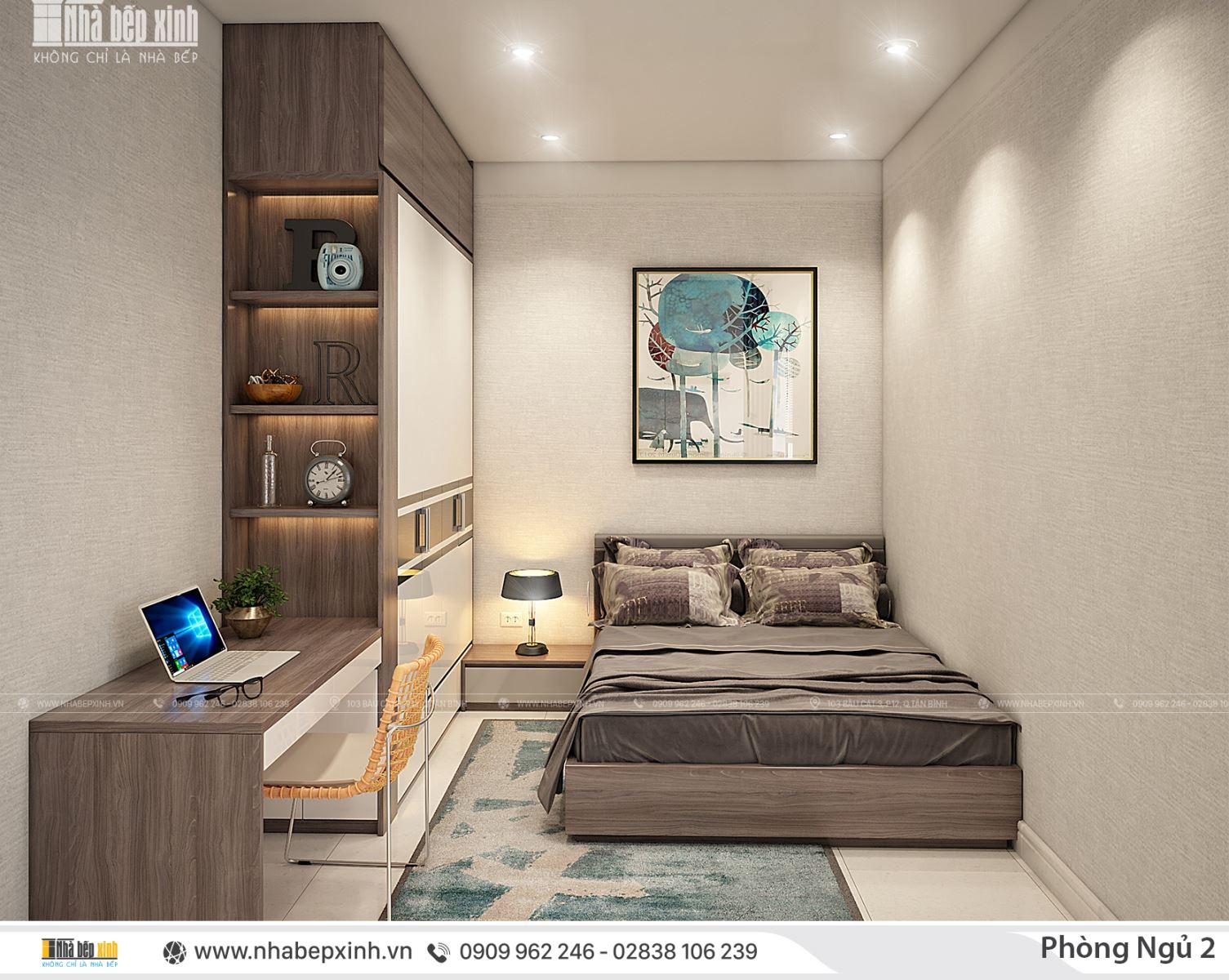 Phòng ngủ đẹp theo xu hướng mới nhất