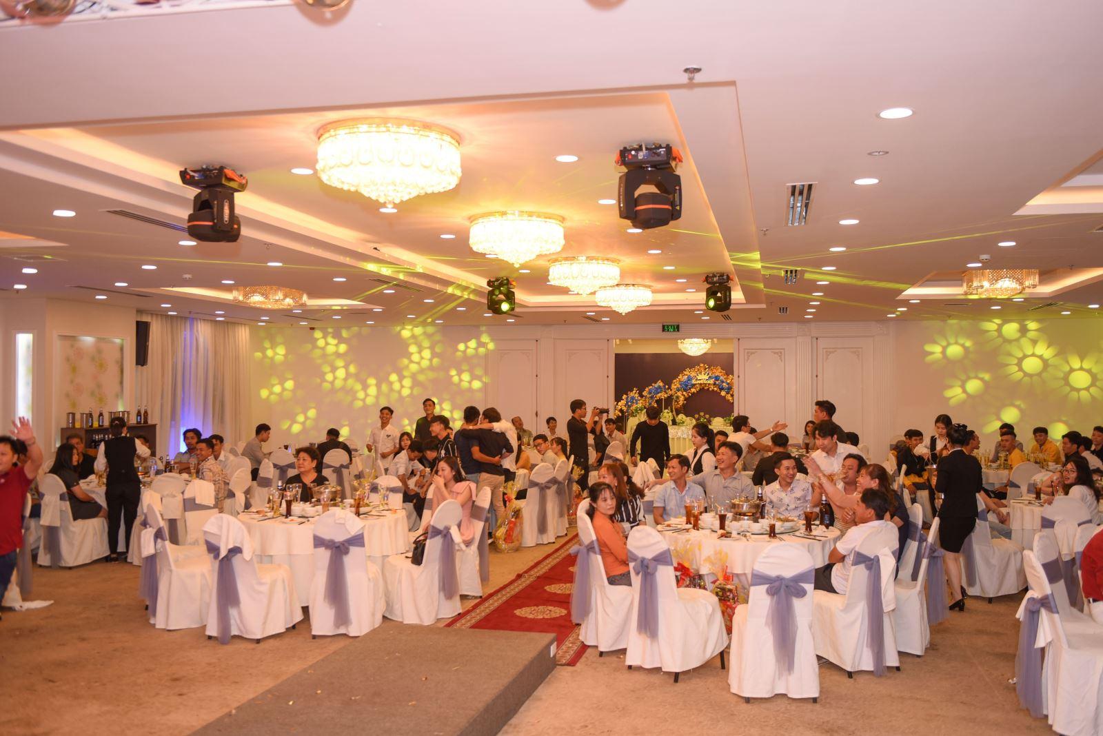 Tiệc tất niên công ty Mộc Phúc Thái - Nhà Bếp Xinh - Nội Thất Baby- Melydecor năm 2019