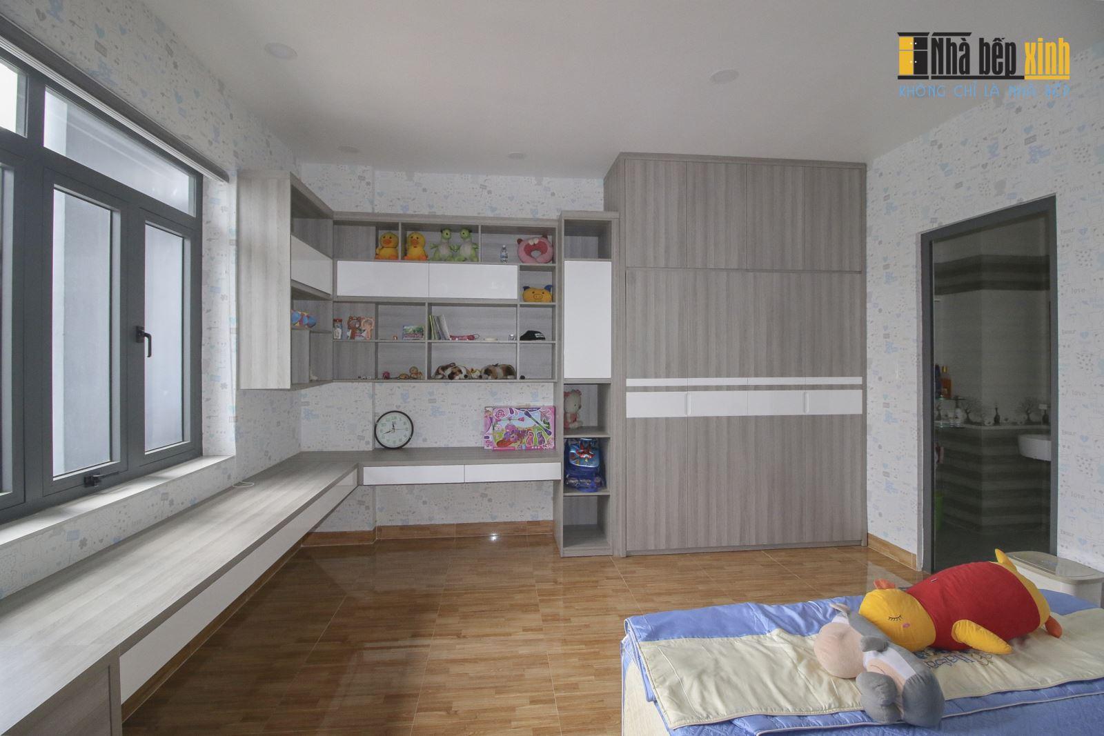 Ảnh thực tế nội thất căn hộ Anh Trường Bình Dương