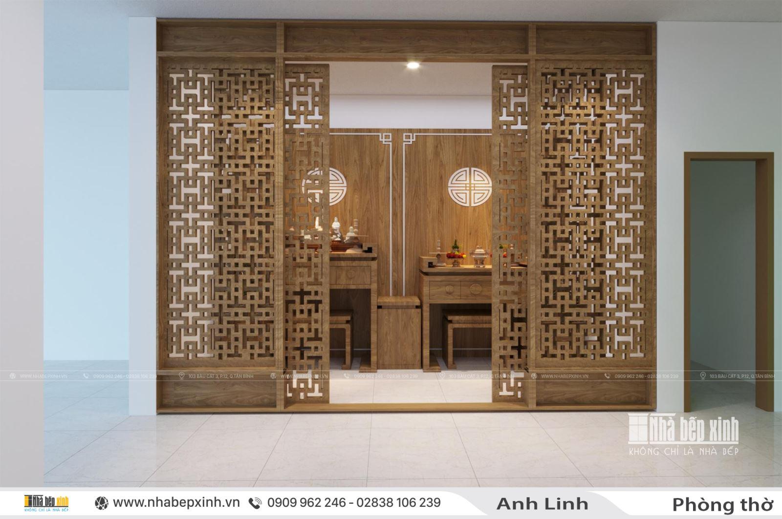 Thiết kế nội thất nhà phố đẹp - ấn tượng
