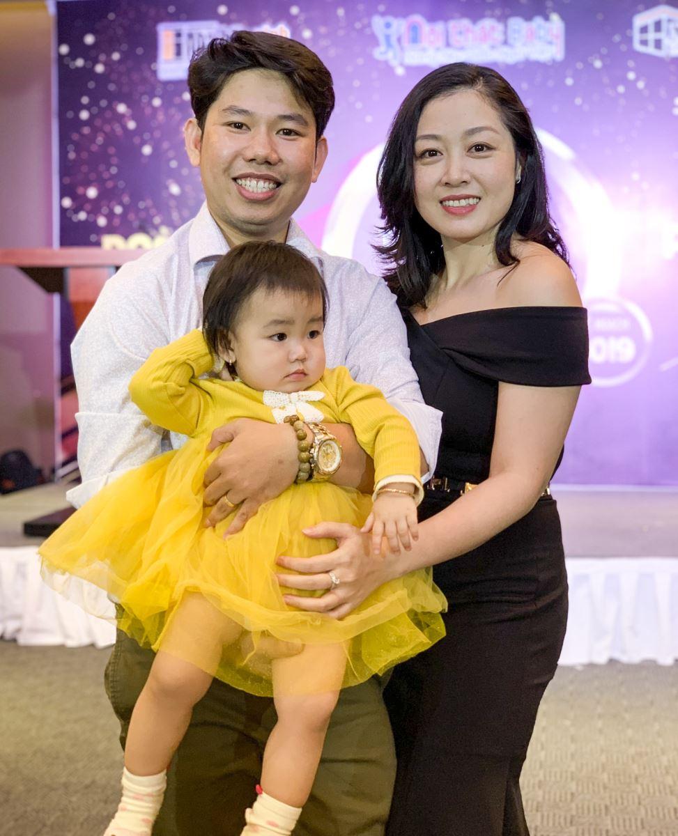 Tiệc tất niên công ty Mộc Phúc Thái - Nhà bếp xinh - Nội thất Baby - Melydecor
